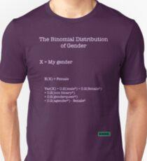 Statistics of Gender - ANDIE. Unisex T-Shirt