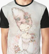 Spring Fairy Graphic T-Shirt