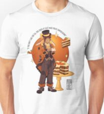 March Hare Hunk Unisex T-Shirt