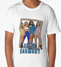 FIFTH HARMONY VINTAGE Long T-Shirt