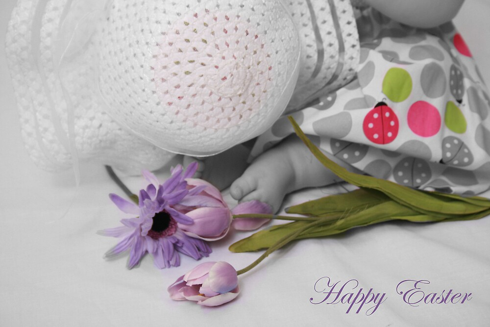 Happy Easter  by Stacey Milliken