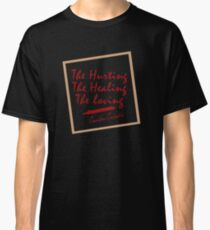 CAMILA CABELLO - THE HURTING, THE HEALING, THE LOVING Classic T-Shirt