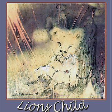 Lions Child by CrismanArt