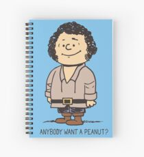 A Peanut? Spiral Notebook