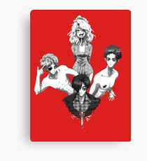 Heathers ghosts Canvas Print