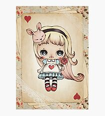 Alice from Wonderland Photographic Print