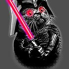 DARTH MEOW by MEDIACORPSE