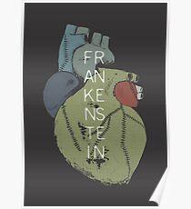 BOOKS COLLECTION: Frankenstein Poster