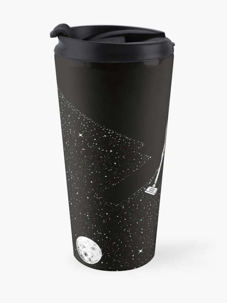 Alternate view of Space Cleaner Travel Mug