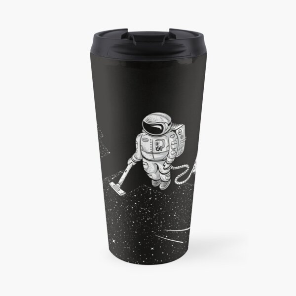 Space Cleaner Travel Mug