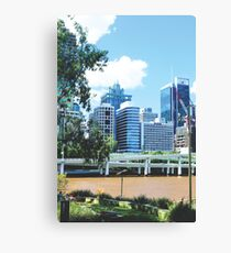 Gotham Building, Brisbane City, Australia Canvas Print