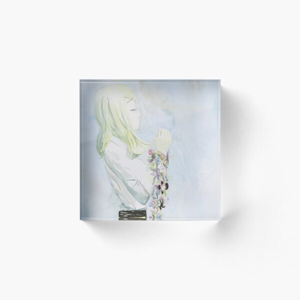 Ilusion Chapter 3 Cover Acrylic Block
