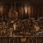 Alphyn by MishMonster