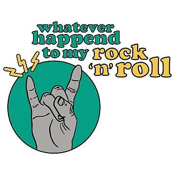 Rock N Roll by tasostsintzi