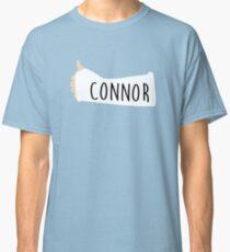 CONNOR signed Dear Evan Hansen Arm Cast Classic T-Shirt