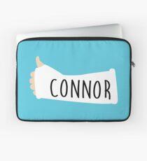 CONNOR signed Dear Evan Hansen Arm Cast Laptop Sleeve