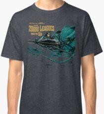 20000 leagues under sea JV  Classic T-Shirt