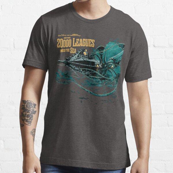 20000 leagues under sea JV  T-shirt essentiel