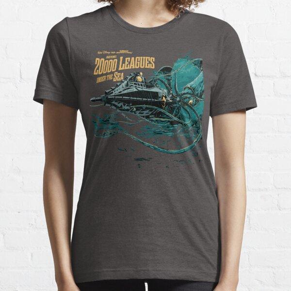 20000 leagues under sea JV  Essential T-Shirt