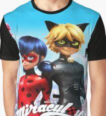 Miraculous ladybug Graphic T-Shirt