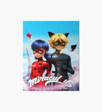 Miraculous ladybug Art Board