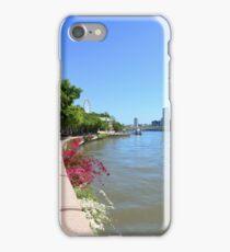 Southbank, Brisbane City, Australia iPhone Case/Skin