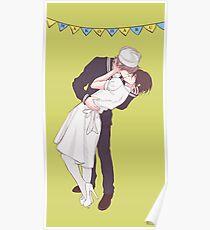 World War MakoHaru Poster