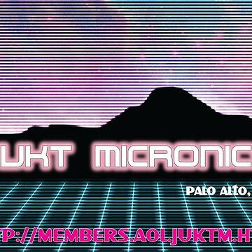 JUKT MICRONICS by mrwuzzle
