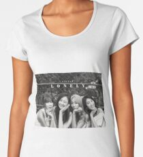 SISTAR Lonely Women's Premium T-Shirt
