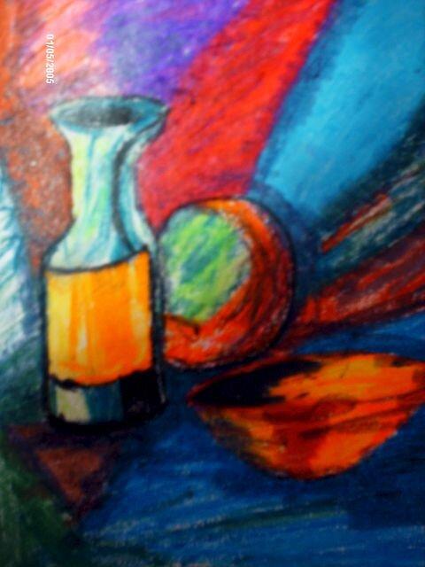 Pastel Bottle by xxmyownmistery