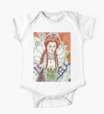 Queen Elizabeth 1--One crown to rule them all Kids Clothes