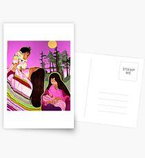 Ladies 3 Postcards