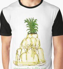 Pineapple Jello Cat, tony fernandes Graphic T-Shirt