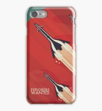 Fly With the Tempest iPhone Case/Skin