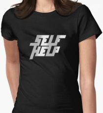 Self Help Women's Fitted T-Shirt