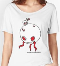 planetoid Women's Relaxed Fit T-Shirt