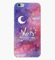 To the stars ACOMAF Quote iPhone Case
