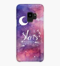 To the stars ACOMAF Quote Case/Skin for Samsung Galaxy