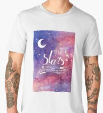 To the stars ACOMAF Quote Men's Premium T-Shirt