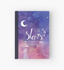 Cuaderno de tapa dura A las estrellas ACOMAF Cita