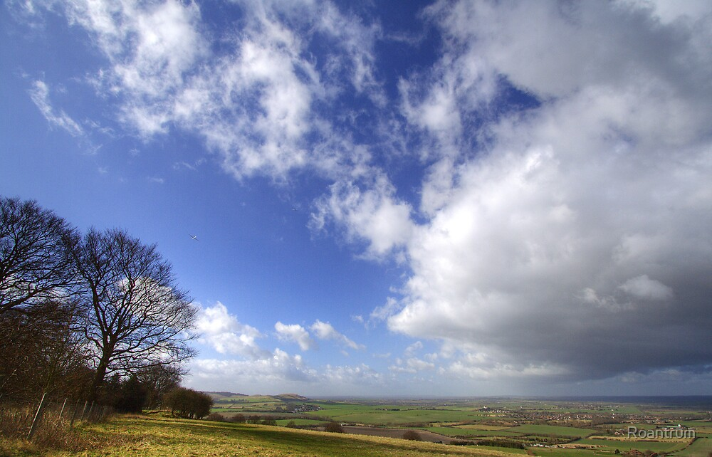 On Dunstable Downs by Roantrum