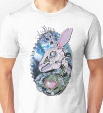 Jackalope Skeleton by Ardent Shadows Unisex T-Shirt