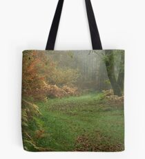 Wandering Through The Woodlands Tote Bag