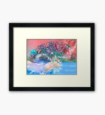Spirit of Life Framed Print