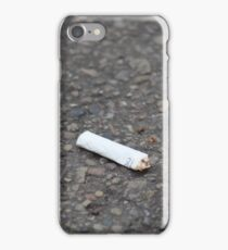 Smoking. Its time to stop iPhone Case/Skin