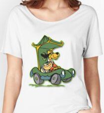 Hong Kong Phooeymobile WHT Women's Relaxed Fit T-Shirt