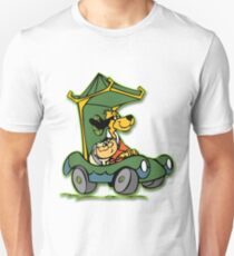 Hong Kong Phooeymobile WHT T-Shirt