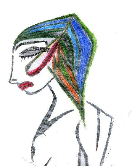 My lady by Mar Silva