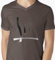Response Men's V-Neck T-Shirt