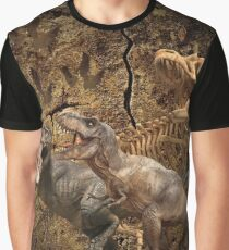 THE LAST OF THE TREX Graphic T-Shirt